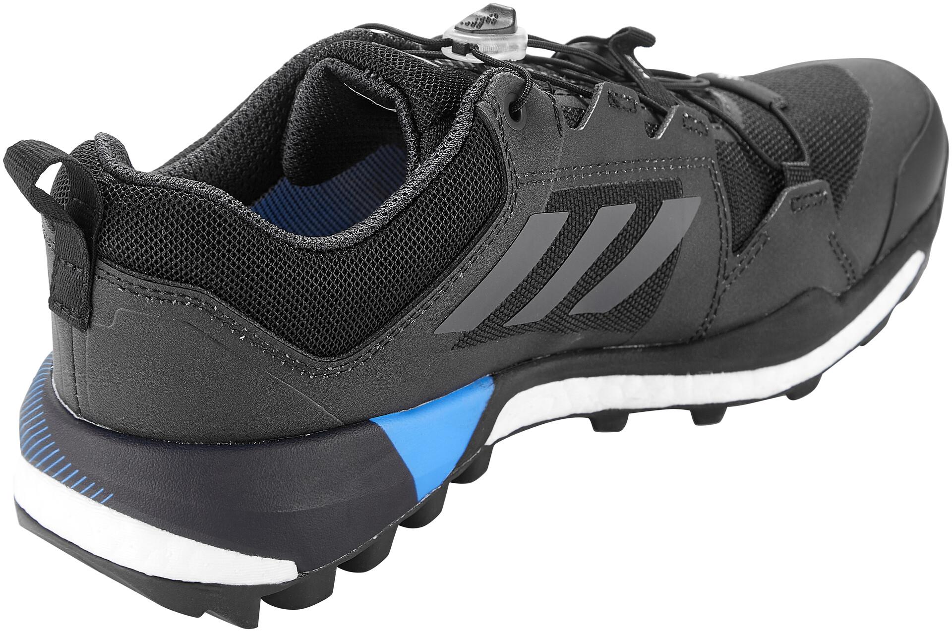 adidas TERREX Skychaser XT GTX Low Cut Schoenen Dames, core black/grey  four/real blue